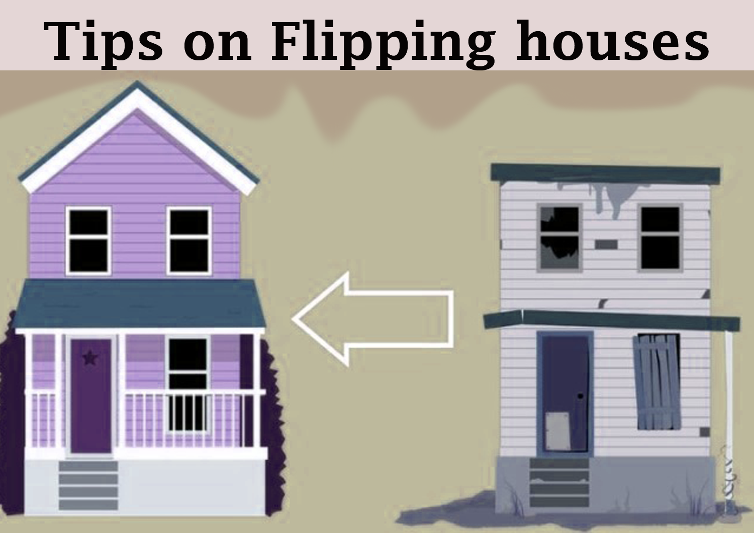 Tips on flipping houses from dc fawcett virtual real for How to buy a house to flip
